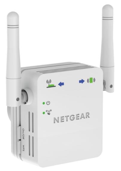 Repeteur wifi Netgear WN3000RP-200FRS