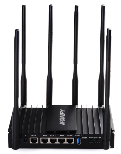 routeur wifi Afoundry